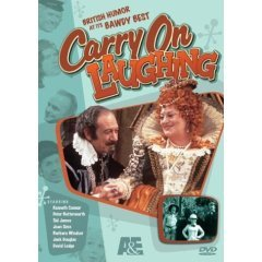 Carry On Laughing The Complete Series (New DVD Boxset)