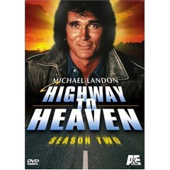Highway To Heaven Season 2 NEW DVD BOX SET FACTORY SEALED