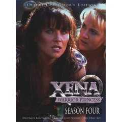 Xena Warrior Princess Season 4 NEW DVD BOX SET FACTORY SEALED
