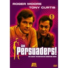 The Persuaders! Set 1 NEW DVD BOX SET FACTORY SEALED