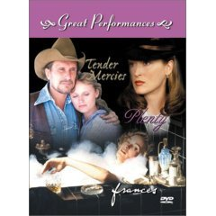 Tender Mercies - Plenty - Frances NEW DVD BOX SET FACTORY SEALED