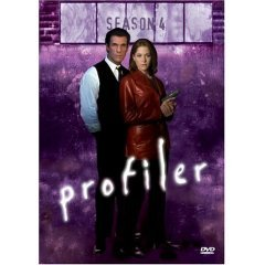 Profiler Season 4 NEW DVD BOX SET FACTORY SEALED