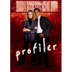 Profiler Season 3 NEW DVD BOX SET FACTORY SEALED