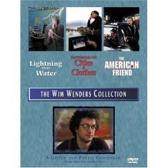 Lightning Over Water - Notebook On Cities & Cloths - The American Friend NEW DVD BOX SET