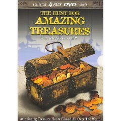 The Hunt For Amazing Treasures (New DVD Box Set)