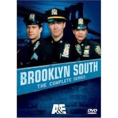 Brooklyn South The Complete Series NEW DVD BOX SET FACTORY SEALED