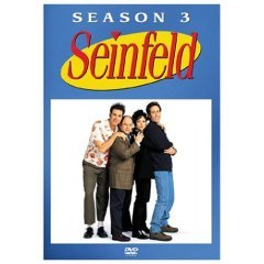 Seinfeld Season 3 NEW DVD BOX SET FACTORY SEALED