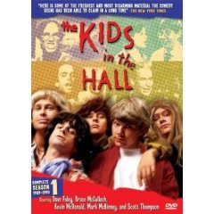 The Kids In The Hall  - Season 1 (New DVD Box Set)