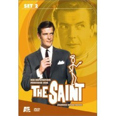 The Saint Set 2 NEW DVD BOX SET FACTORY SEALED