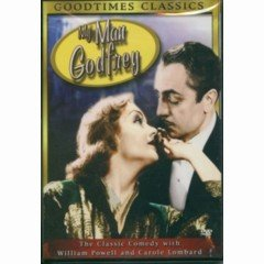 My Man Godfrey NEW DVD FACTORY SEALED