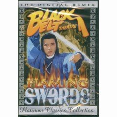 Flaming Swords NEW DVD FACTORY SEALED