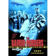 The Barrio Murders NEW DVD FACTORY SEALED