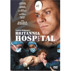 Britannia Hospital NEW DVD FACTORY SEALED