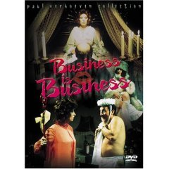 Business is Business NEW DVD FACTORY SEALED