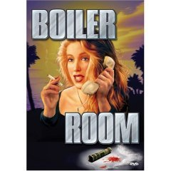 Boiler Room NEW DVD FACTORY SEALED