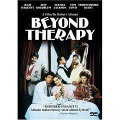 Beyond Therapy NEW DVD FACTORY SEALED