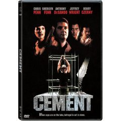 Cement NEW DVD FACTORY SEALED