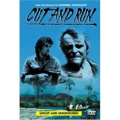 Cut and Run NEW DVD FACTORY SEALED