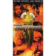 Crime Partners NEW DVD FACTORY SEALED