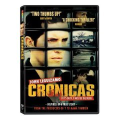 Cronicas NEW DVD FACTORY SEALED