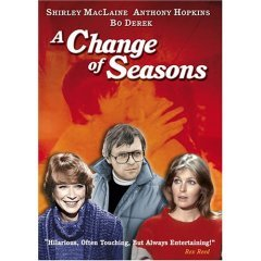 A Change of Seasons NEW DVD FACTORY SEALED