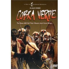 Cobra Verde NEW DVD FACTORY SEALED