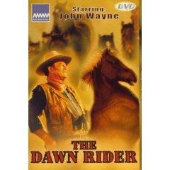 Dawn Rider  - John Wayne NEW DVD FACTORY SEALED