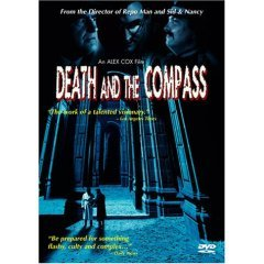 Death and the Compass - NEW DVD FACTORY SEALED