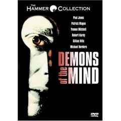 Demons of the Mind - NEW DVD FACTORY SEALED