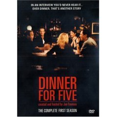 Dinner For Five Season 1 - NEW DVD FACTORY SEALED