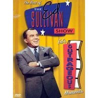 The Best of  Ed Sullivan Show Outrageous Moments - NEW DVD FACTORY SEALED