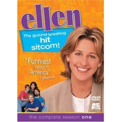 Ellen Season 1 - NEW DVD FACTORY SEALED