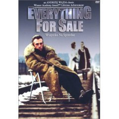 Everything For Sale - NEW DVD FACTORY SEALED