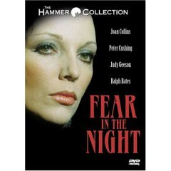 Fear In The Night - NEW DVD FACTORY SEALED