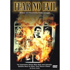 Fear No Evil - NEW DVD FACTORY SEALED