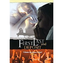 First Last and Deposit - NEW DVD FACTORY SEALED