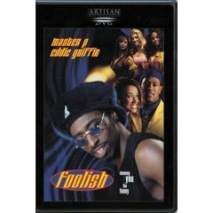 Foolish - NEW DVD FACTORY SEALED