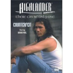 Highlander Counterfeit - NEW DVD FACTORY SEALED