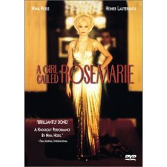 A Girl Calleds Rosemarie - NEW DVD FACTORY SEALED