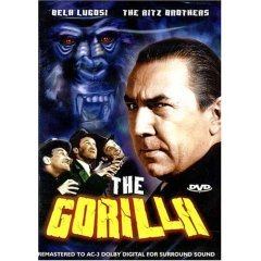 The Gorilla - NEW DVD FACTORY SEALED