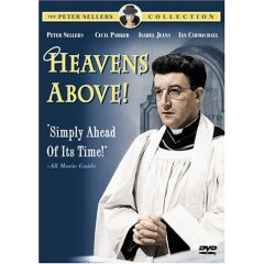 Heavens Above! - NEW DVD FACTORY SEALED