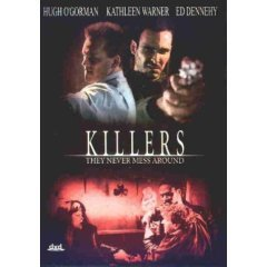 Killers They Never Mess Around - NEW DVD FACTORY SEALED