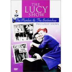 The Lucy Show - The Plumber & The Barbershop - NEW DVD FACTORY SEALED