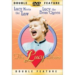 Lucy Show - Lucy Meets The Law & Lucy the Bean Queen - NEW DVD FACTORY SEALED
