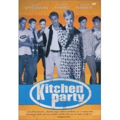 Kitchen Party - NEW DVD FACTORY SEALED