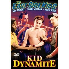 Kid Dynamite The East Side Kids - NEW DVD FACTORY SEALED