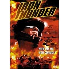 Iron Thunder - NEW DVD FACTORY SEALED
