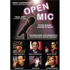 Open Mic - David Chappelle - NEW DVD FACTORY SEALED