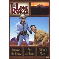 Lone Ranger - NEW DVD FACTORY SEALED