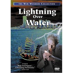 Lightning Over Water - NEW DVD FACTORY SEALED